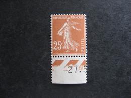 TB N°235, Neuf XX. - Ungebraucht