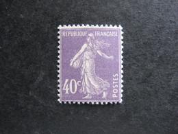TB N°236, Neuf XX. - Ungebraucht