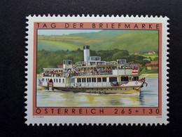 Österreich - Austriche - Austria - 2008 - 2767 - Postfrisch - MNH -   Tag Der Briefmarke - 2001-10 Nuevos & Fijasellos