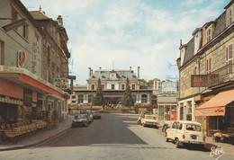 Brive - Avenue Jean Jaurès Et Ses Hôtels - Brive La Gaillarde