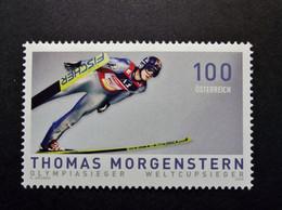 Österreich - Austriche - Austria - 2008 - 2777 - Postfrisch - MNH - Thomas Morgenstern, Skispringer - 2001-10 Nuevos & Fijasellos