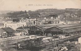 Brive - La Gare Vue Intérieure - Brive La Gaillarde