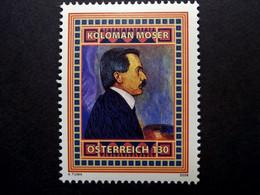 Österreich - Austriche - Austria - 2008 - 2781 - Postfrisch - MNH -    Koloman Moser - 2001-10 Nuevos & Fijasellos