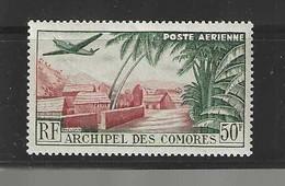 Comores  N° 1  Poste Aérienne - Comores (1975-...)