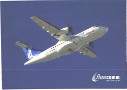Finncomm Airlines Passenger Airplane - 1946-....: Modern Era