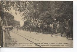 1190PR/ CP-PK Belgisch Congo Belge Surcharge E.A.A.O.B.- D.O.A.B.B.  Vue 47 MINT - Enteros Postales