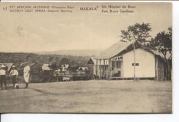 1191PR/ CP-PK Belgisch Congo Belge Surcharge E.A.A.O.B.- D.O.A.B.B.  Vue 17 MINT - Enteros Postales