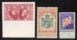 Interessantes Lot Besonderheiten Mit 1) 5 Portomarken Als Steuermarken Verwendet (siehe LBK S. 398), 2) 7 Stempelmarken  - Collections