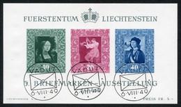 Einsteckalbum Mit 1) Diversen Serien, Blocks Und Einzelwerten Aus 1917/60 Gestempelt (SBK 635.-), 2) Bogenserie Nr. 318/ - Collections