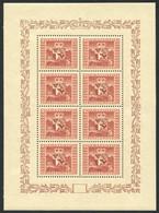 Engrosposten Original-Bogenserien, Kleinbogen U. Blocks Meist ** (* Nicht Gerechnet) U. Etwas Gestempelt, Aus Den Jahren - Collections