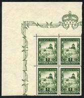 Schöner Posten In Album, Postfrische Viererblocks In Kompletten Serien Oder Sonderblocks Jeweils Per 1x, SBK 10'580.- (a - Collections