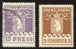 Dublettensammlung Inklusive Eisbär-Marken, Ausgaben 1938, 1945 Inklusive BEFRIET. Mit Besseren älteren Werten Oft Mehrfa - Ohne Zuordnung