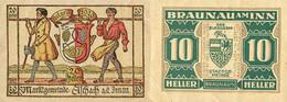 NOTGELD 1919/21: Pöstchen Von über 250 Scheinen, Z.T. Mit Gebrauchsspuren, Z.T. Doppelte Dabei1919/21 (250+)0 - Colecciones