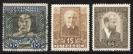 Teilsammlung, Einsteckbuch + Diverse Steckseiten Ca. 1960-1946, Sowie 2 Lindnervordruckalben, Hauptwert 1. Republik Mit  - Colecciones