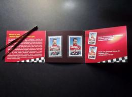 Österreich - Austriche - Austria - 2628 - 2662  Michael Schumacher - Booklet - Formel 1 - Original Und Fehldruck - 2001-10 Nuevos & Fijasellos