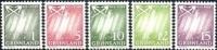 Groenland 1956-71 Noorderlicht Serie PF-MNH-NEUF - Ungebraucht