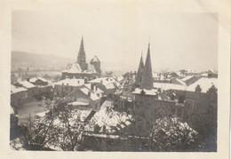 Photo Novembre 1919 GRANDPRE - Vue Générale Sous La Neige (A229, Ww1, Wk 1) - Ohne Zuordnung