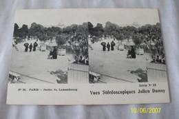 """11 X CPA""""PARIS"""" Vues Stéréoscopiques Julien Damoy - Andere"""