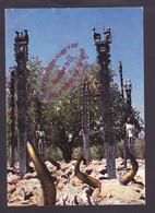 S974 - VII -  AMORA MADAGASCAR Tombeaux Mahafaly -  - Périple / Prospection AMORA - Werbepostkarten
