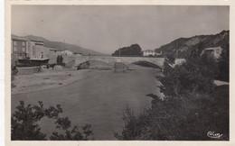 (185)  CPSM  Malijai  Pont Sur La Bléone     (Bon état) - Autres Communes