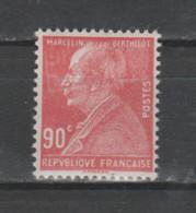 FRANCE / 1927 / Y&T N° 243 ** : Marcellin Berthelot X 1 - Ungebraucht