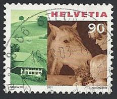 Schweiz, 2001, Mi.-Nr. 1769, Gestempelt, - Usados
