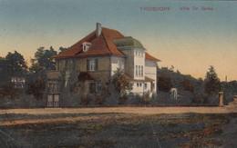 (186)  CPA  Troisdorf  Villa Dr Balke  (Bon état) - Troisdorf