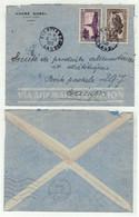 Laos // Royaume Du Laos // Lettre De Vientiane Pour Saigon 2/12/1952 - Laos