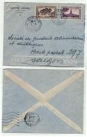 Laos // Royaume Du Laos // Lettre De Vientiane Pour Saigon 3/8/1952 - Laos