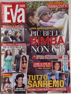 EVA TREMILA  NUOVA EDIZIONE N. 6  DEL  15 FEBBRAIO 2012 (CART 54) - Other