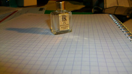 """Miniatures De Parfum  Rigaud   """" Un Air Embaumé   """"   Sans Boite  Bouteille Vide Petit Modèle - Mignon Di Profumo (senza Box)"""