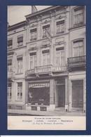 CPA Belgique Belgia Belgie Bruxelles Commerce Shop Magasin Circulé Piano - Avenues, Boulevards