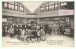 Mancieulles  Mines De Saint-Pierremont :  La Coopérative - Andere Gemeenten