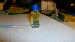 """Miniatures De Parfum  Louis Feraud  """" Java Bleue   Eau De  Tolette  Sans Boite  Bouteille Pleine - Mignon Di Profumo Uomo (senza Box)"""
