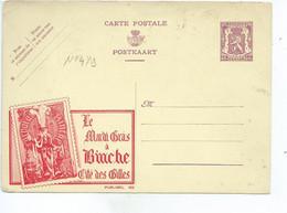 Binche Le Mardi Gras - Binche