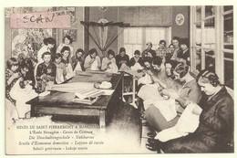 Mancieulles  Mines De Saint-Pierremont :  L'école Ménagère - Andere Gemeenten