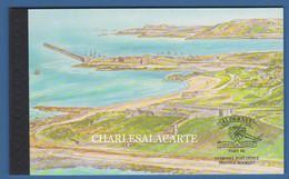 ALDERNEY AURIGNY 1999 COMPLETE PRESTIGE BOOKLET MILITARY GARRISON III SG ASB 7 - Alderney
