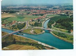 Blaton Vue Panoramique Aérienne - Bernissart