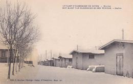 MUST Elsenborn Camp D Elsenborn En Hiver Ecuries - Elsenborn (camp)