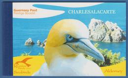 ALDERNEY AURIGNY 2006 COMPLETE PRESTIGE BOOKLET SEABIRDS  SG ASB 16 - Alderney
