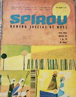 Spirou N0 1287 Avec Dessins Et Mini Récit  143 - Spirou Magazine