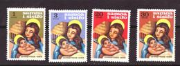 Samoa 187 T/m 190 MNH ** (1968) - Samoa
