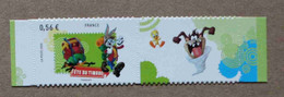 A1-L5 : Fête Du Timbre - Personnages De Dessins Animés Des Looney Tunes (autoadhésif / Autocollant) - Luchtpost
