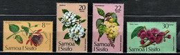 Samoa & Sisifo 1975 Mi 310-313 Timber Industry - MNH - Samoa