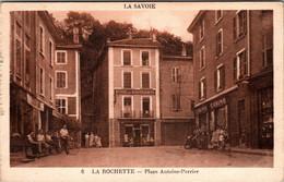 73 --  La ROCHETTE -- Place Antoine Perrier - Other Municipalities