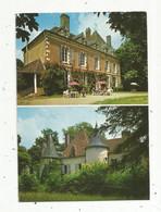JC , G , Cp , 28 ,UNVERRE-BROU ,château De La Camusière , Centre éducatif ,  Voyagée - Other Municipalities