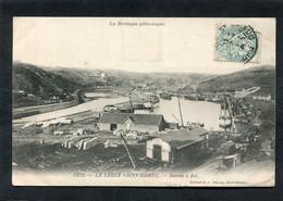 CPA - LE LEGUE SAINT BRIEUC - Le Bassin à Flot - Saint-Brieuc
