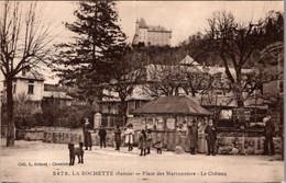 73 --  La ROCHETTE -- Place Des Marronniers - Other Municipalities