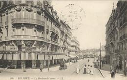 BELFORT  -  Le  Boulevard  Carnot  /  Magasin  Gillet-Lafond - Belfort - City