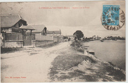 St Pierre Du Vauvray  (27 - Eure)  Aperçu Sur Le Pont - Other Municipalities